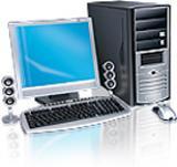 Электронно-вычислительной машины (ЭВМ)бывают самыми разными: от больших, занимающих целый зал, до маленьких, помещающихся на столе, в портфеле и даже в кармане. Разные ЭВМ используются для разных целен. Сегодня самым массовым видом ЭВМ являются персональные компьютеры. Персональные компьютеры (ПК) предназначены для личного (персонального) использования.