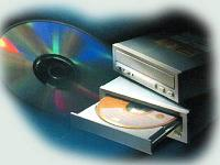 Другим видом внешних носителей являются оптические диски (другое их название — лазерные диски), На них используется не магнитный, а оптико-механический способ записи и чтения информации.