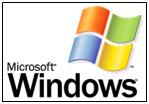Рис. 39. Логотип OC Windows. MS Windows (произносится Ви́ндоуз) — семейство операционных систем компании Microsoft (Майкрософт). Глава корпорации Microsoft – Билл Гейтс. Начиная с 1995 года Windows — самая популярная операционная система на рынке