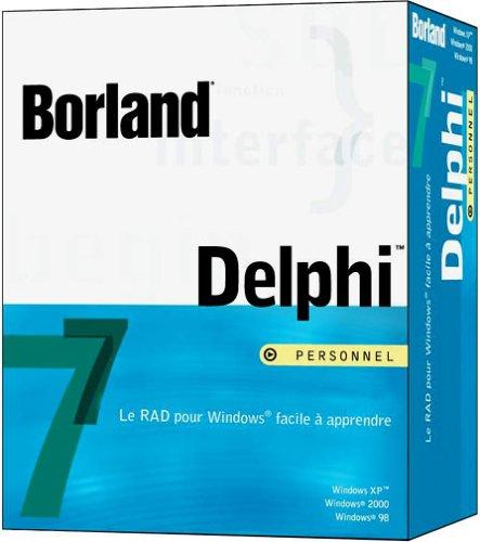 Теория и задачи Borland Delpfi 7