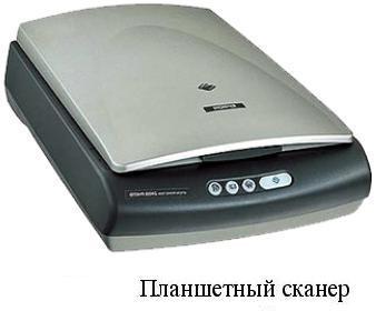 Планшетный сканер